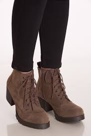 fortune dynamic faux leather combat boots