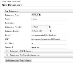 Creating Wso2 Ei Dataservices With Sybase Database Dzone