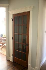 white door stained trim white door stained trim design