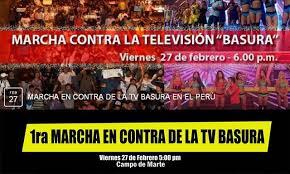 Resultado de imagen para television basura argentina