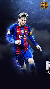 Messi iPhone 8 Wallpaper