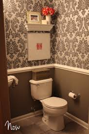 Powder Room Wallpaper Best 25 Wallpaper For Bathrooms Ideas On Pinterest Small