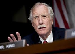 Biden reportedly considering Sen. Angus King for top intelligence post -  Portland Press Herald