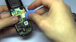LG C1150 Disassembly Energizerx2 - YouTube