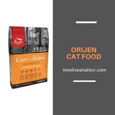 Orijen Cat Food Comparison Malaysia Ninelivesnation Com