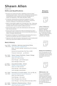 Publisher, National Acquisitions Editor Resume samples