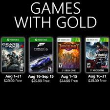 <b>New</b> Games with <b>Gold</b> for August <b>2019</b> - Xbox Wire