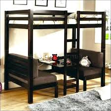 full size bunk bed with desk. Fascinating Full Loft Bed With Desk Underneath Bunk Combo . Size