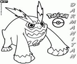 Disegni Di Pokémon Nero E Bianco Da Colorare E Stampare 3