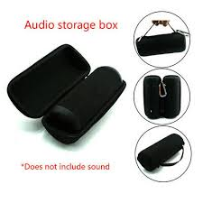 For JBL Flip 3 Bluetooth <b>Speaker</b> Zipper <b>EVA</b> Storage Hard Case ...