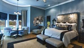 Blue Traditional Bedrooms 14 Architecture