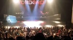 Finale Foreigner King Center Melbourne Fl