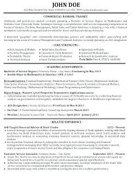 Resume Template Best Bank Retail Banking Templates Samples Images On