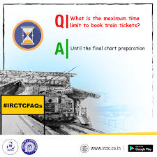 Irctc Chart Not Prepared Every Passenger Can Book Train Tickets Online Before The