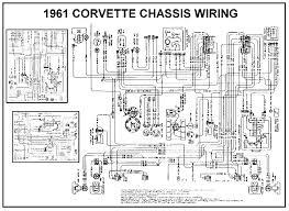 1961 corvette chassis wiring diagram view chicago corvette supply