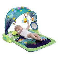 Baby Play Mat Light Up Amazon Com Bright Starts Light Up Lagoon Activity Gym Baby