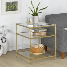 gold and glass nightstand. Nightstand Mesmerizing Metal Glass Night Stands Attractive Regarding And Gold