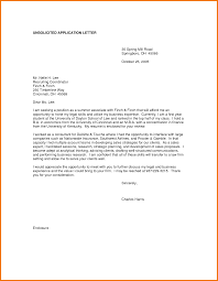 [ Unsolicited Business Letter Resume Cover Sample Free Email For Sampleg ]  - Best Free Home