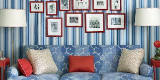 decor red blue room full: blue and white striped office landscape caefcd hbx blue white striped library scheerer  de
