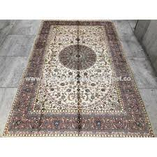 china 6x9ft hand woven silk persian rug factory who silk persian carpet iranian silk