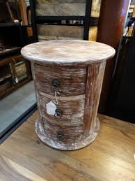 wooden nightstand side table add a