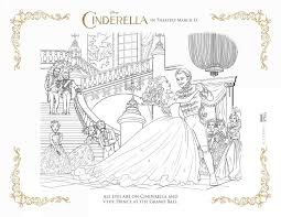 Cinderella Coloring New Photos Disney Princess Coloring Pages
