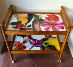 sherry furniture. SOLD Decoupage Furniture Sherry Y