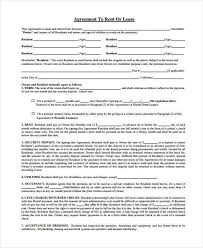 Rental agreement and lease agreement format india can be used by office rent, house, shop/store, flat, apartment, residential purpose and commercial space. Rent Agreement Form 9 Free Word Pdf Documents Download Free Premium Templates