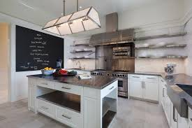 stainless steel kitchen countertops and shelves