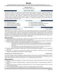 Bioinformatics Analyst Resume Sample Resume Gis Analyst Resume 20