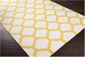 bedroom yellow and white area rug incredible picturesque rugs design 2018 within 0 from yellow