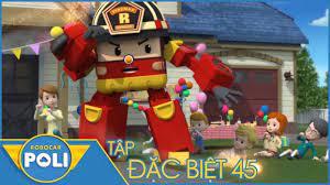 Robocar POLI - POLI Và Các Bạn - Tập Đặc biệt 45: Đội Xe Cứu Hộ | Phim Hoạt  Hình Hay Đặc Sắc - YouTube