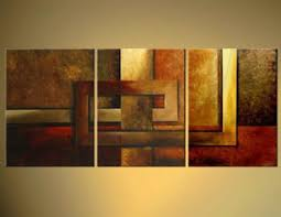 hug modern canvas art wall decor abstract oil painting wall art with stretched frame on brown wall art canvas with hug modern canvas art wall decor abstract oil painting wall art with