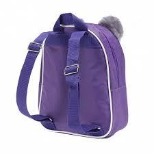<b>Рюкзак Silver Top</b> сиреневый текстиль, артикул 146-221868-LLC ...