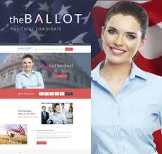 Politics Templates Web Templates For Political Websites
