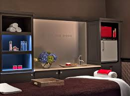 best dayspas the red door treatment room
