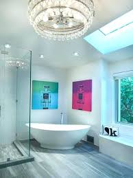 lovely bathroom chandeliers and small bathroom chandelier bathroom chandeliers small bathroom chandelier bathroom small white bathroom
