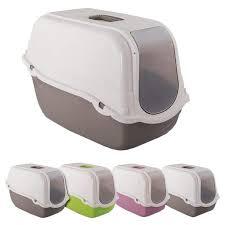 <b>Туалет</b> для кошек <b>MP</b>-<b>Bergamo ROMEO</b>(Budget), прямоугольный ...