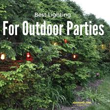 lights outdoor lighting trees patios decks swings commercial grade