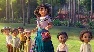 De nieuwste Disney Encanto film met ...