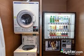Oyster Vending Machine Amazing Guest Laundry And Vending Machine At The APA Hotel Mita Ekimae