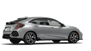 What Colors Does The 2019 Civic Hatchback Come In