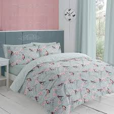 ln duck egg duvet set expand