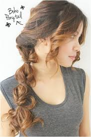 diy boho hairstyles for braid