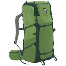 Granite Gear Compression Sack Size Chart Granite Gear Lutsen 55l Backpack Internal Frame