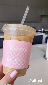 Clever instagram captions for coffee. Kylie Jenner Collaborates With La Based Alfred Coffee As She Shows Off Branded Beverage Cups Readsector
