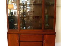 buffet with glass doors 4 drawer buffet with glass doors wood buffet