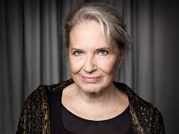 Actress Gunnel Lindblom is honored with the Stockholm Achievement Award  2018 - Stockholms filmfestival