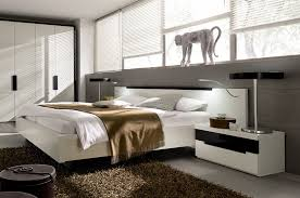 Modern Black And White Bedroom Black And White Bedrooms A Symbol Of Comfort That Is Elegant