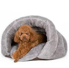 Dog <b>Cat Bed</b> Pet Puppy Mat House Kennel Foldable <b>Warm</b> Cushion ...